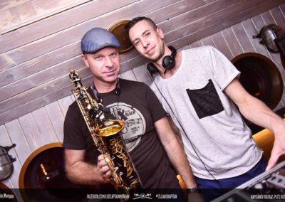DJ saxman 3