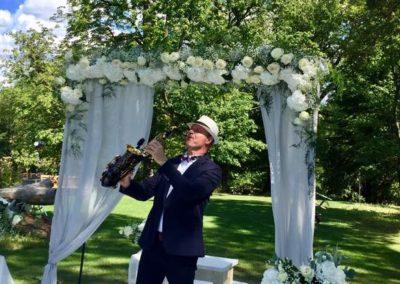 VD Saxman - svatba